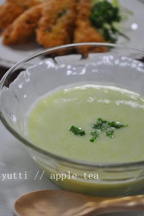 簡単!! 枝豆の冷たいスープ