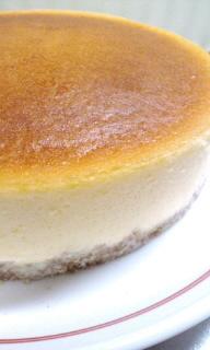 究極の濃厚NYチーズケーキ