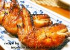 鶏手羽先の簡単マヨ漬けグリル焼き
