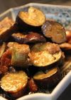 茄子と豚の味噌炒め