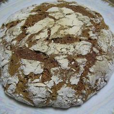 ライ麦たっぷりの黒パン その2