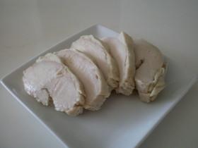 茹で鶏胸肉の常備菜