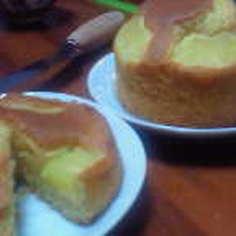 甘酸っぱいパインケーキ
