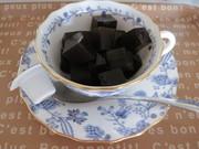 ダイエットに☆ブラックコーヒー寒天の写真