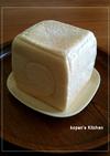 純白フワフワ☆ふんわり食パン