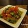 オクラとトマトの簡単サラダ
