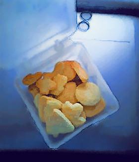 クッキーの覚えやすい作り方