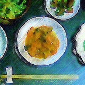 ラタトゥイユのような食べ物