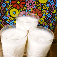 旨ぁ♡うちで人気のコーヒー牛乳