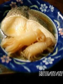 ❖魚の煮付け