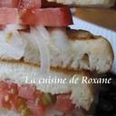 ベジタリアンのサンドイッチ