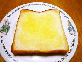 下宿生応援レシピ!シュガーバタートースト