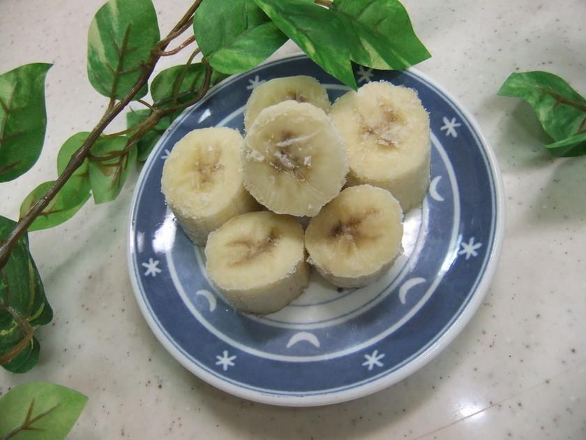 ◇超簡単!バナナシャーベット♪◇