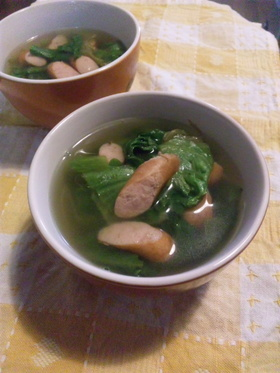 レタス☆スープ