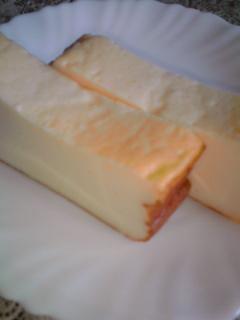 *HBで簡単ヨーグルトチーズケーキ*