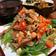 牛肉とトマトのさっぱりサラダ