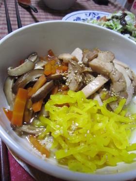 【男の料理】オレの鶏飯(けいはん)