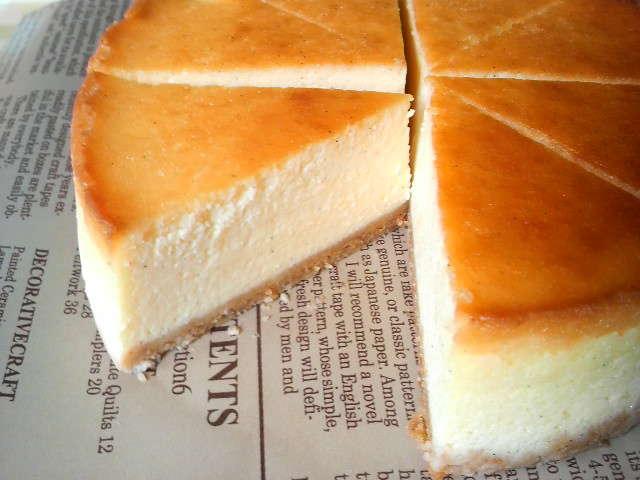チーズ ケーキ レシピ