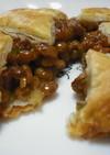 アメ玉と納豆のパイ