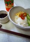 フルー~ティなお素麺つゆ