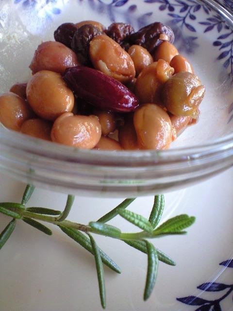 ★レーズン煮豆★離乳食 中期&後期