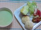 冷凍枝豆スープ