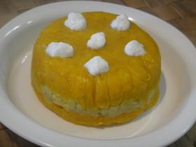 ハーフバースデイケーキ(離乳食)