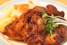 鶏肉のスパイシーグリル*チリパウダー