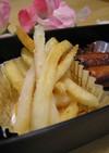 お弁当に♫シャカシャカ☆じゃが芋炒めプラスα