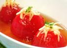 さっぱり♪トマトの冷た~いだし浸し