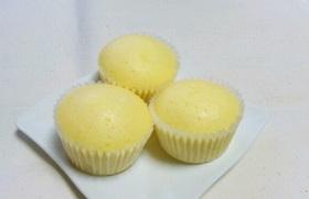 白玉粉で作る☆もちもち蒸しケーキ