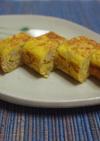 台湾家庭料理風?切干大根の煮物で卵焼き