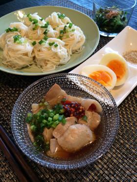豚肉となすの炒めそうめん | 樋口秀子さんのレシピ …