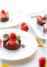 ♥生チョコタルト♥