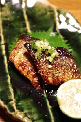 秋刀魚の肝入り蒲焼き by 真さん...