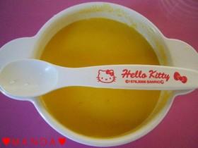 離乳食初期★かぼちゃミルク