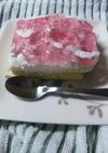 果物無くても可愛い☆ムースケーキ☆