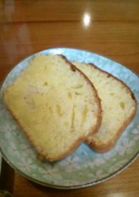ケフィア豆乳ヨーグルトパウンドケーキ