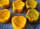 お弁当に かぼちゃのお花