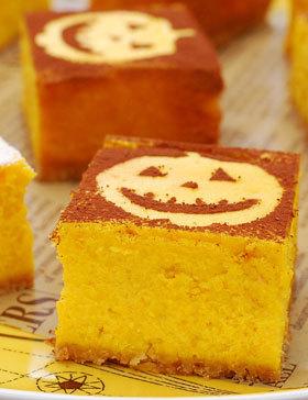 ハロウィン・チーズケーキ