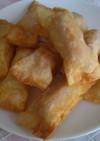 ウマッ★チーズと魚肉ハムのさくっと揚げ