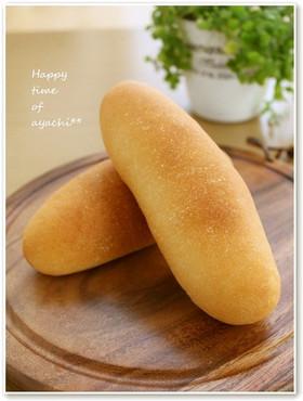 昔ながらのコッペパン☆