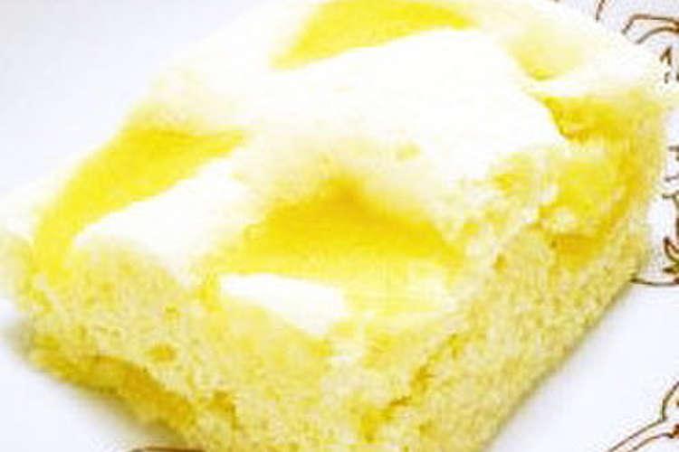 レンジ 電子 ホット ミックス ケーキ