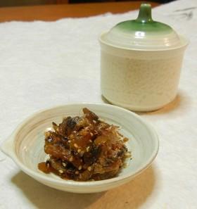 【農家のレシピ】ゴーヤの佃煮