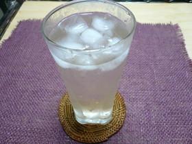 【農家のレシピ】青シソジュース(濃縮)