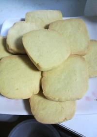 オリーブオイル香るサクサククッキー
