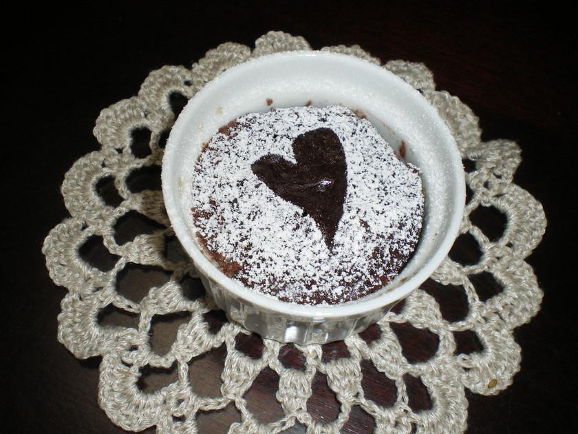 材料3つ♡濃厚チョコチーズケーキ♪
