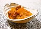 ✿トロトロ大根と鶏肉のこってり炒め煮✿