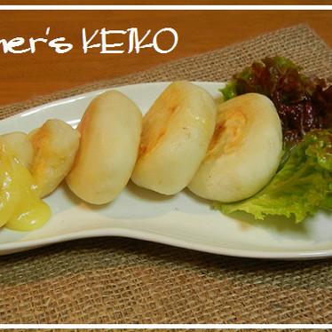 【農家のレシピ】チーズ入り☆じゃがいも餅