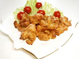 揚げずにオーブンで「鶏のから揚げ」♪